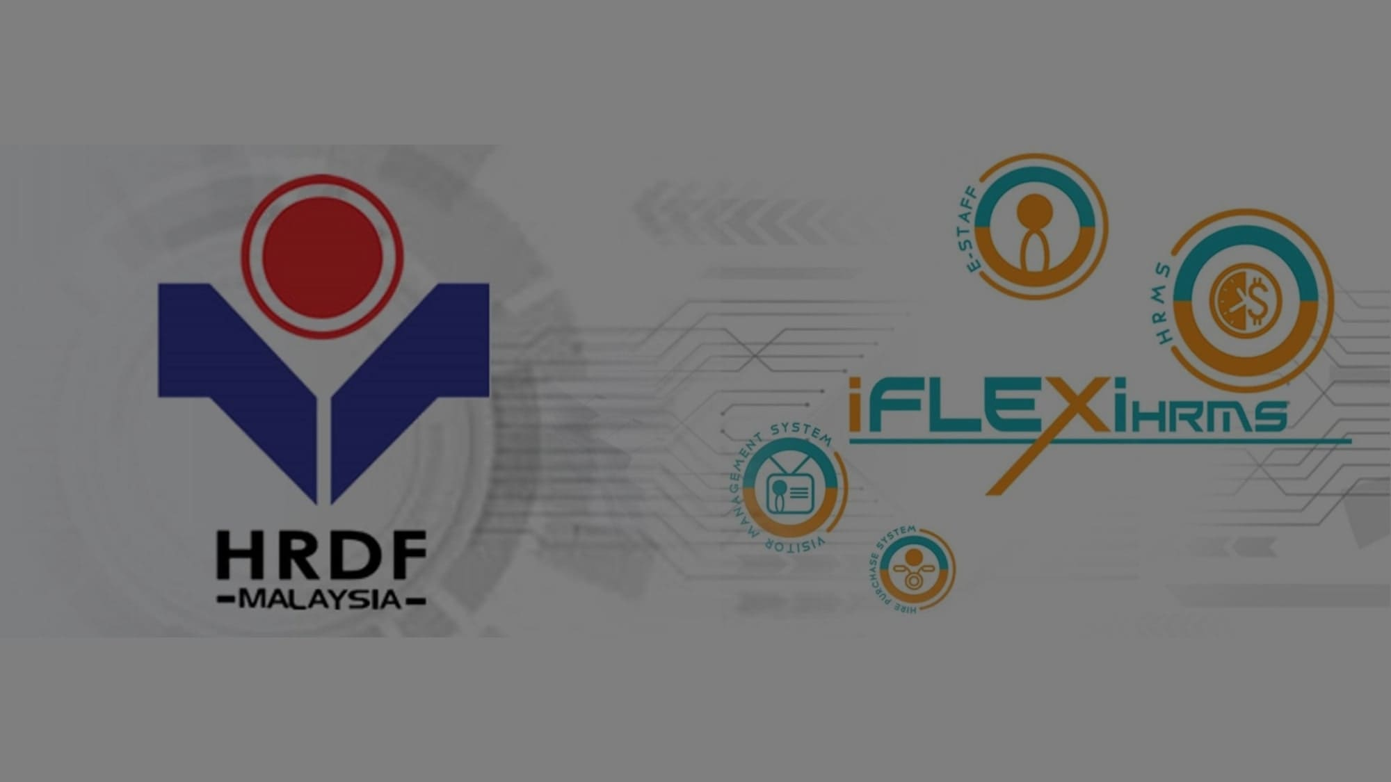HRDF claimable for iFLEXiHRMS Training